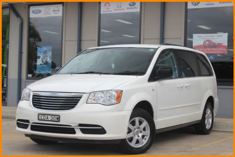 2011 CHRYSLER GRAND VOYAGER LX RT MY11 1285