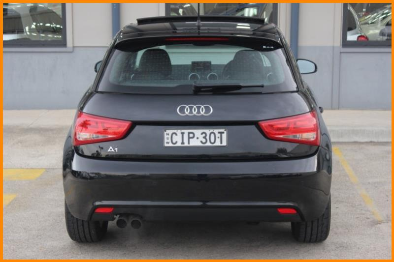 2012 AUDI A1 SPORTBACK 1.4 TFSI ATTRACTION 8X MY12 1460