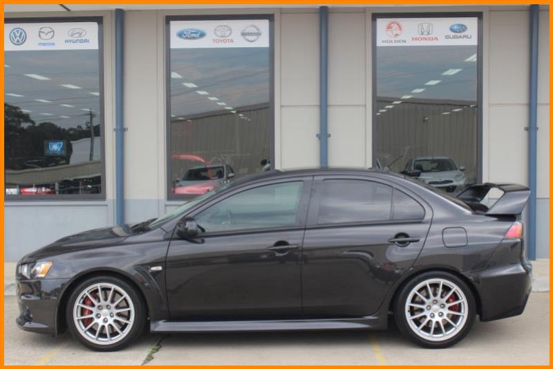 2012 MITSUBISHI LANCER EVOLUTION MR CJ MY13 1558
